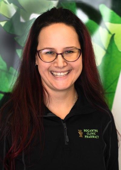 Laina - Pharmacy Technician